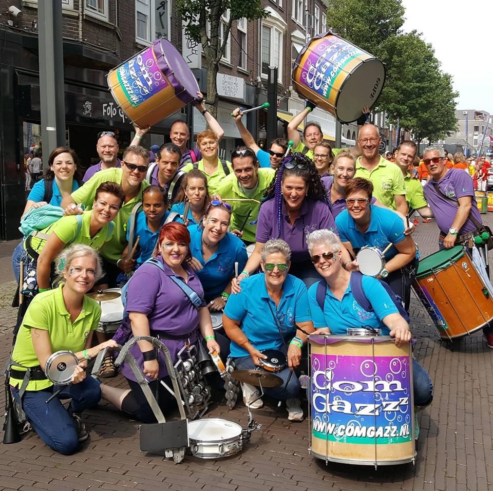 SambaBand ComGazzz Sambafestival Heerlen